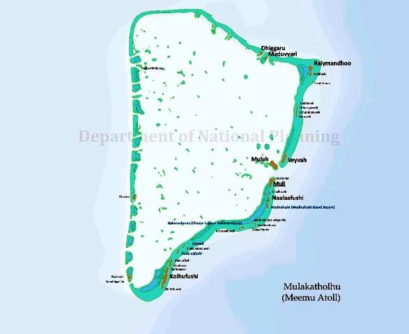 Meemu atoll Meemu
